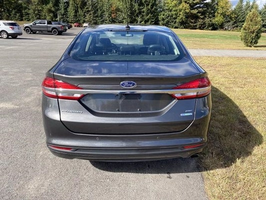 Browns Ford Johnstown Ny >> 2018 Ford Fusion SE Johnstown NY | Amsterdam Mayfield ...